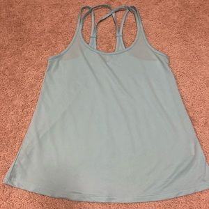Old Navy Turquoise Workout Tank